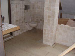 Badkamer in Boskoop gerenoveerd. | Banfield Landscaping